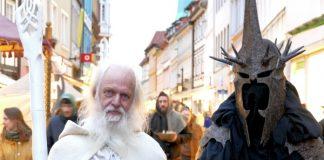 Gandalf und der Hexenkönig Mystica Hameln 2019